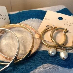 NWT a new day Jewelry Lot